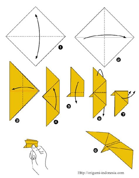 cara membuat origami bunga yang sangat mudah blog mas rizky cara dan langkah membuat origami