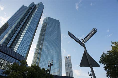 deutsche bank angebote die deutsche bank macht ernst und integriert reihenweise