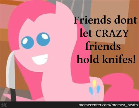 crazy friends meme