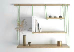 How To Hang Bookshelves Flexible Ways To Decorate With Hanging Shelves