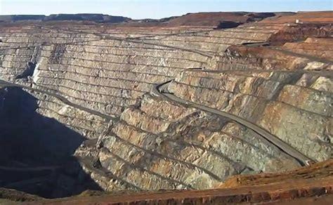 Open Pit Open Pit Mine News Geotechpedia