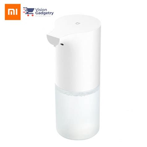 xiaomi mijia automatically touchless soap dispenser hand foaming foam washing