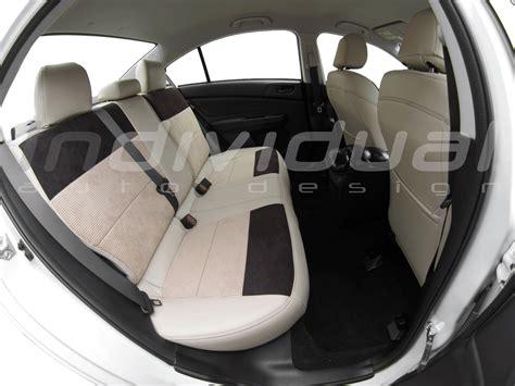 Subaru Car Seat Covers by Car Seat Covers Subaru Individual Auto Design
