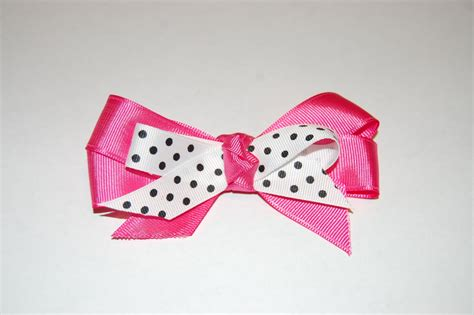 free instructions for boutique hair bows tutorial boutique hair bows sprinkle some fun