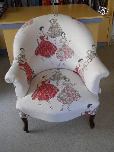 chaise crapaud fauteuil crapaud ancien refait 224 neuf ameublement vienne