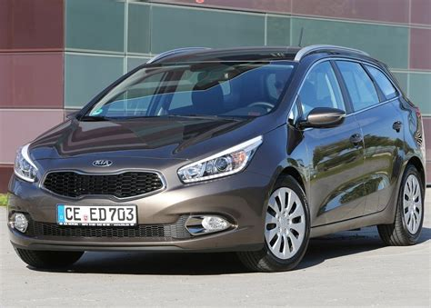Kia Ceed Grey 2013 Kia Ceed Sw Price Review Cars Exclusive And