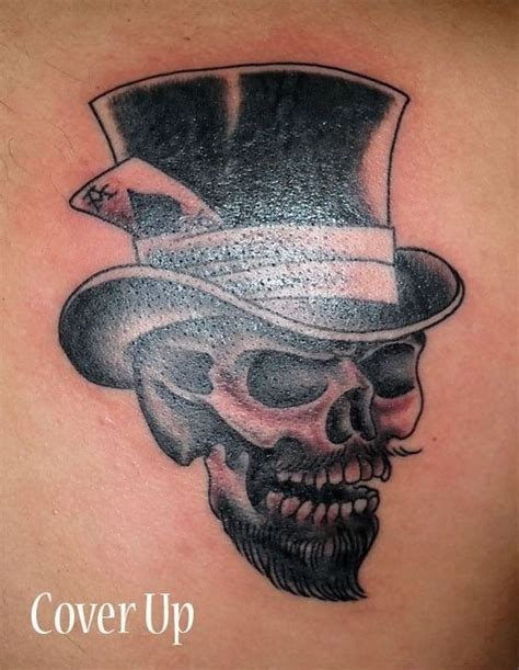 top hat tattoo 15 gentlemanly top hat tattoos tattoodo