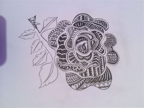 england rose tattoo rugby maori design idea chris house