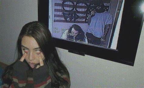 grunge aes black carefree satan tumblr dark edgy emo