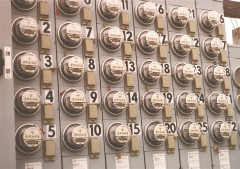 Apartment Building Electricity Meter Paying For What You Use Submetering Your Building S