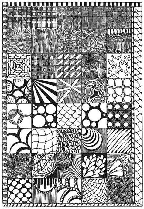 zentangle doodle ideas 26 curated zentangles fillers ideas by ahippyatheart