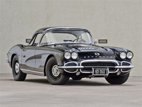 classic supercars 1962 chevrolet corvette c 1 fuel injection supercar