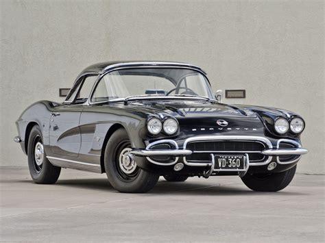 classic supercars 1962 chevrolet corvette c 1 fuel injection supercar