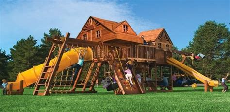 Cabin Playground by 15 Best Images About Playgrounds On
