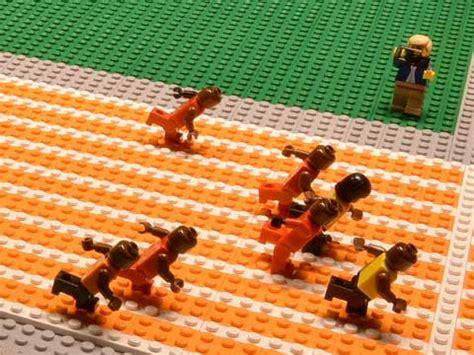 Hinomiya Beta Line Senar 100m usain bolt wins gold in 100m brick by brick sport the guardian