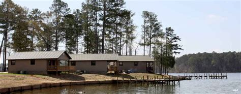 Martin Creek Lake Cabins by Wind Creek State Park Alabama State Parks