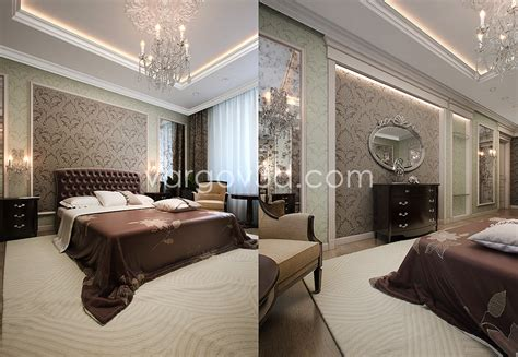 model bedroom interior design 3d model classic bedroom