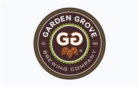 Garden Grove Brewing Company Garden Grove Brewery Logo Design Randall Branding Agency