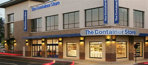 store for store locations the container store
