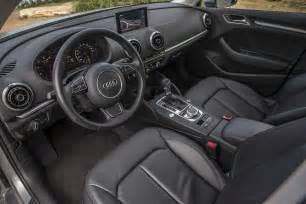 Audi A3 Sedan Interior 2015 Audi A3 18t Interior Photo 7