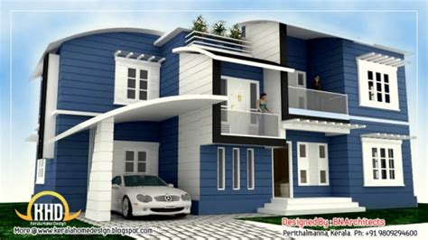 double story house designs indian style 2 story house exterior designs housedesignpictures com