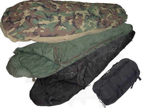Sleeping Bag Us Army genuine us extended cold weather sleeping bag