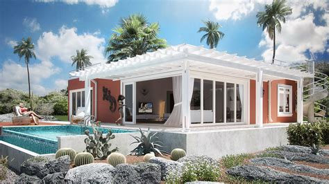modern resort home design alluring tropical home with modern design ifresh design