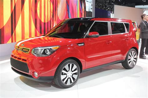 Kia Souls 2014 2014 Kia Soul Preview