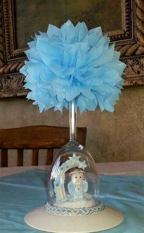 baptism floral centerpieces 25 best ideas about boy baptism centerpieces on