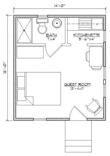 bunkie floor plans 10 best bunkie layouts images on home small house plans and small houses