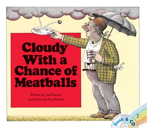left to chance a novel books cloudy with a chance of meatballs book by judi barrett