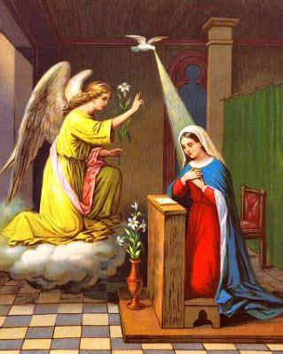 imagenes anuncio del nacimiento de jesus apostolado caballero de la inmaculada solemnidad de la