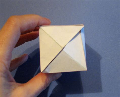 pop up cube card template rubber band pop up cube