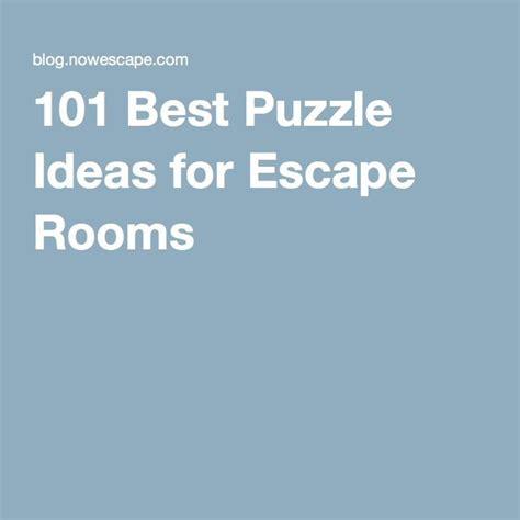 100 escape room puzzle ideas 101 best puzzle ideas for escape rooms escape room ideas
