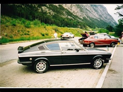 Audi Coupe Club by Audi 100 Coup 233 S Werbung Youtube