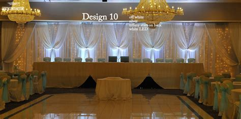 event drape sanimar decor studio