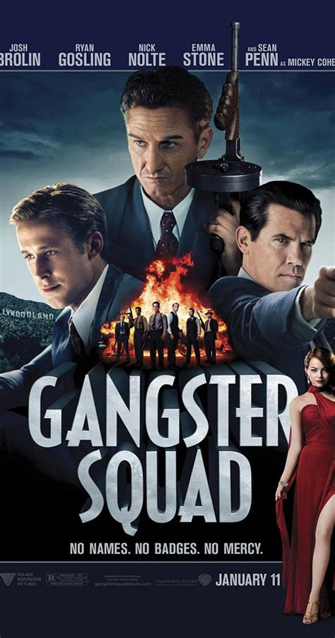 what movies are out gangster land by sean faris and milo gibson gangster squad 2013 imdb