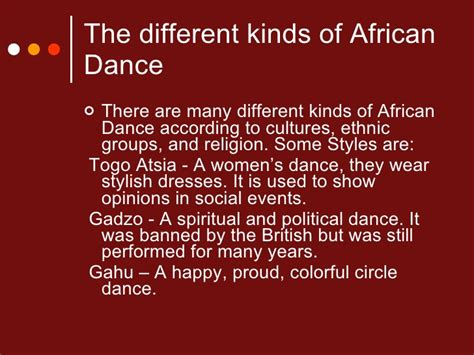 names of different types of individual by african names of different types of individual by african names