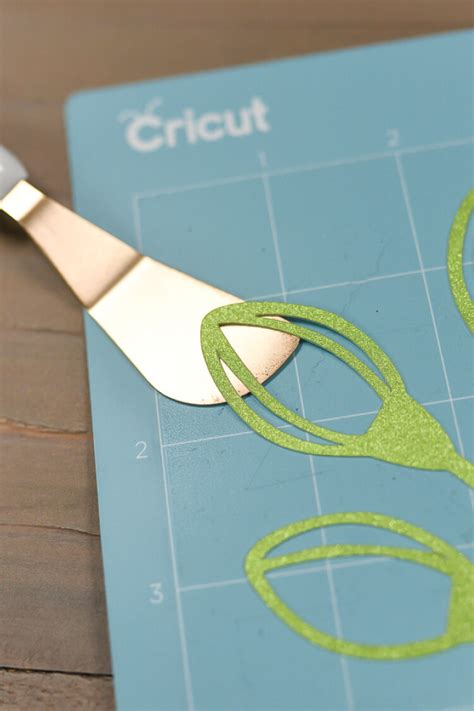 How To Remove Mats From by Tips For Removing Materials From Your Cricut Mat Hey