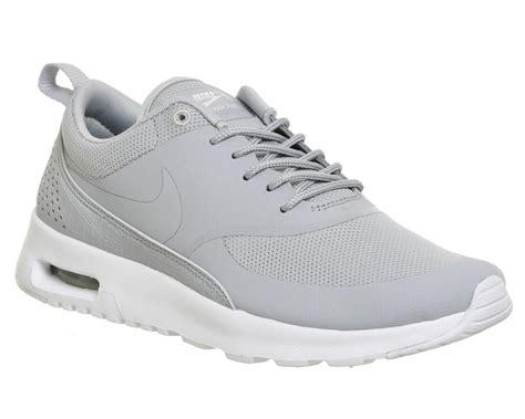 Nike Air Max Thea Grey nike air max womens air max thea wolf grey white