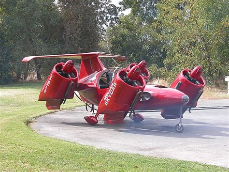 Mohler Flying Car by Moller Skycar A 30 Year Project That Now Unveils A Real