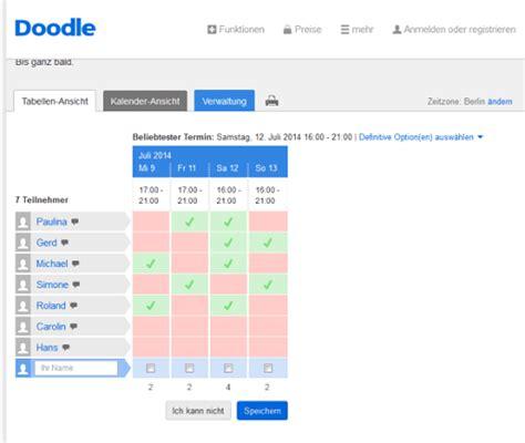 doodle poll time slot doodle vs timetrade reviews of doodle timetrade