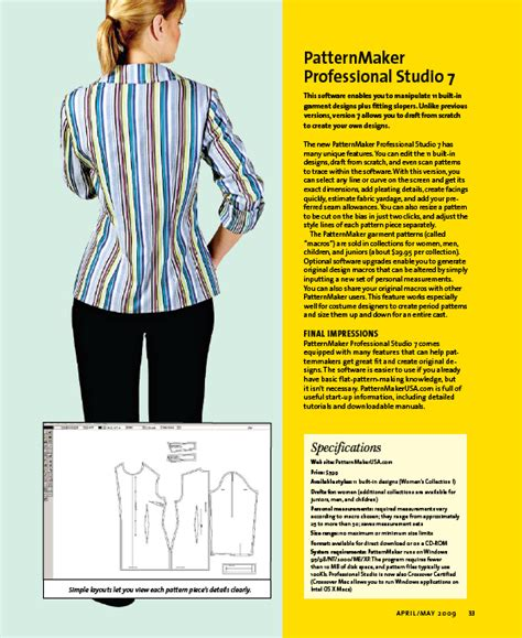 Pattern Drafting Software Reviews | pattern drafting software reviews style schematic