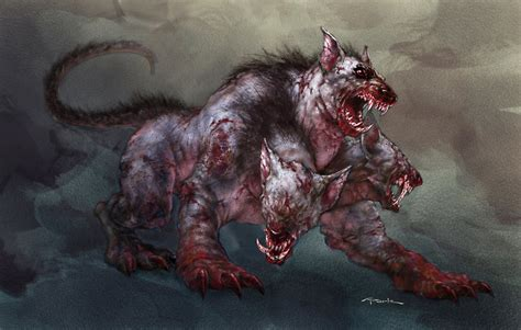 the capture of cerberus series 1 mole cerberus by andyparkart on deviantart