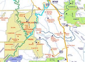 map of utah and arizona national parks canyonlands national park map of utah