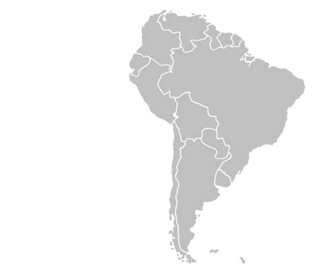 america map grey south america st catalogues