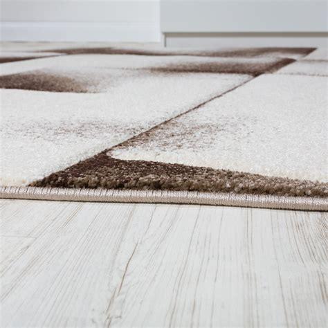 teppich wohnzimmer beige designer teppich modern wohnzimmer teppiche kurzflor