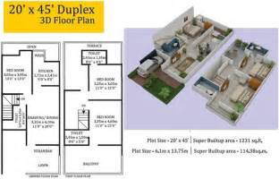 House Map Design 20 X 60 20 X 60 House Plans Arts 25 Ft Wide Plan Decorch