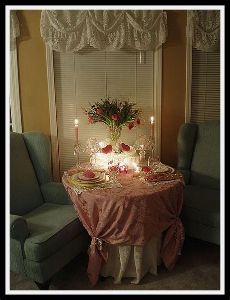 romantic dinners for two romantic dinner for two table settings pinterest