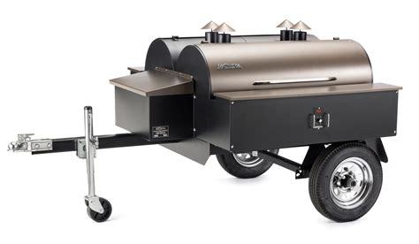 Traegers Pig Barbecue Will You Cooking Tofu And Soy Products Faster Than You Can Say Oink by Commercial Trailer Mountain Air Bbq Grills